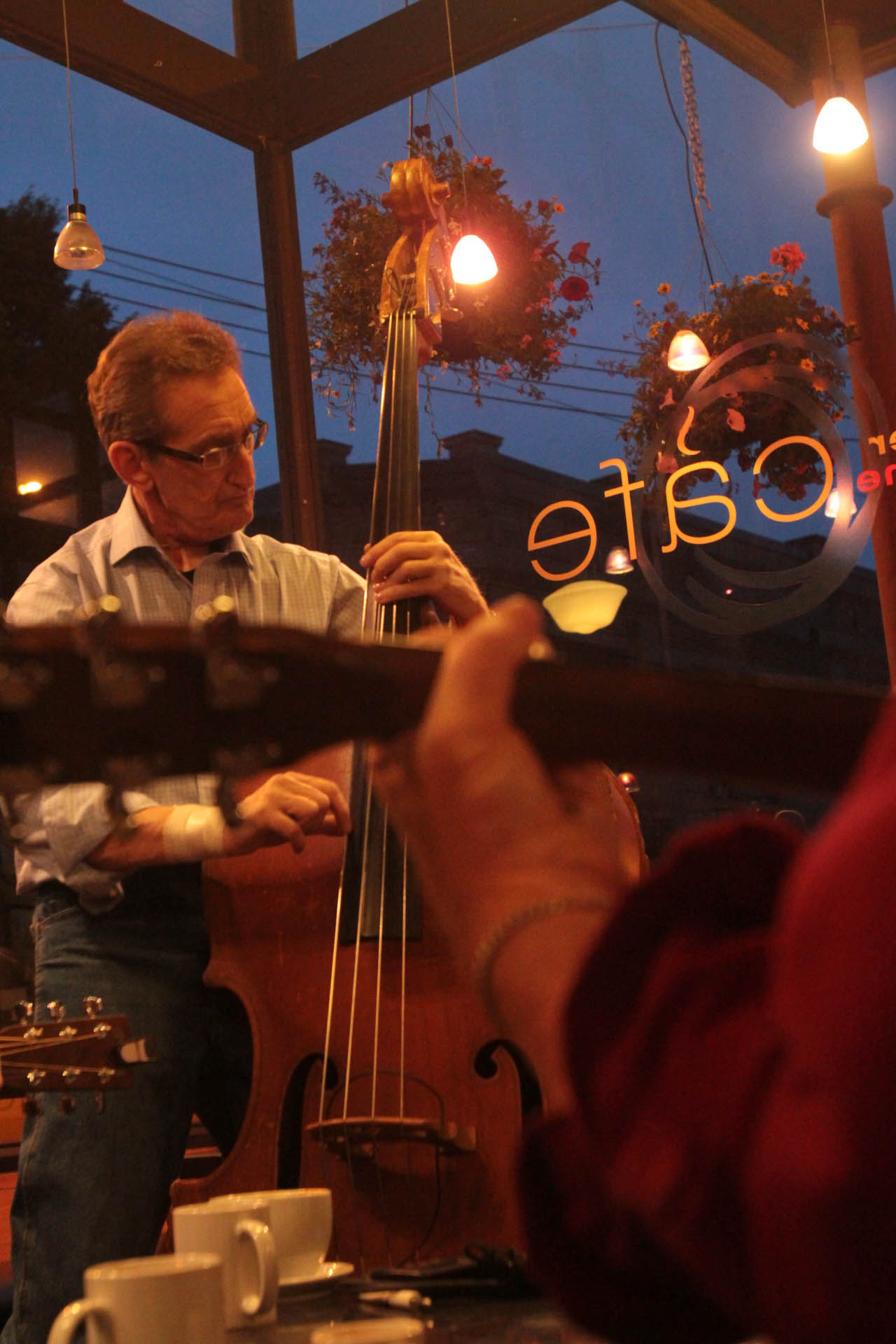 Bluegrass Pickin' Parlor @ Cornerstone Cafe | Victoria | British Columbia | Canada